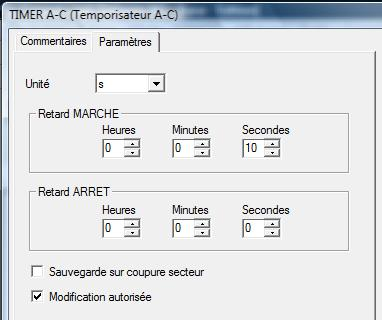 programme portail base tempo